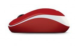 MOUSE GENIUS WIRELESS BLUEEYE TRAVELER 6000Z VERMELHO