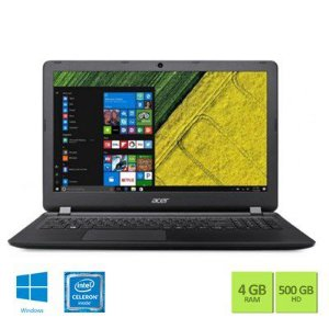 NOTEBOOK ACER  ES1-533-C27U QUAD CORE N3450 4GB 500GB