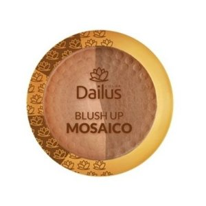 Blush Up Mosaico Dailus Compacto  Bronze Divino