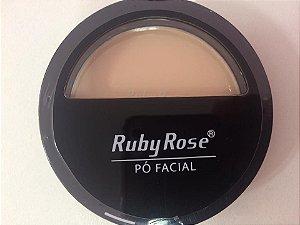 Pó Compacto Ruby Rose - P3