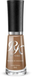 Esmalte Mousse de Chocolate - RK BY KISS NY #LiberteSuasCores