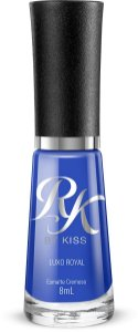 Esmalte Luxo Royal - RK BY KISS NY #LiberteSuasCores
