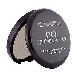 Pó Compacto Dailus Nº 10 - Chocolate