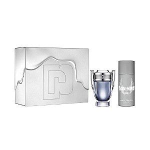Kit Perfume Invictus Eau de Toilette 100ml + Desodorante 150ml