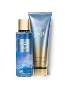 Kit Victoria's Secret Rush (hidratante 236ml + body splesh 250ml)