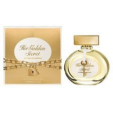 Eau de Toilette Antonio Banderas Her Golden Secret
