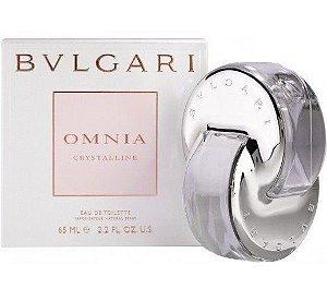Omnia Crystalline Eau de Toilette Bvlgari - Perfume Feminino