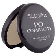 Pó Compacto Dailus  Nº 04 - Bege