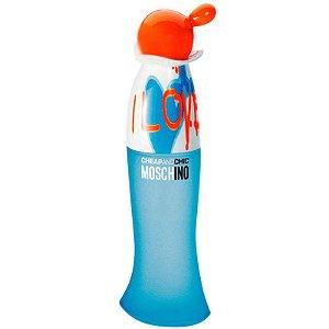Cheap & Chic I Love Love Moschino Eau de Toilette - Perfume Feminino