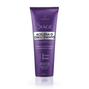 Shampoo Siàge Acelera O Crescimento 250 ml