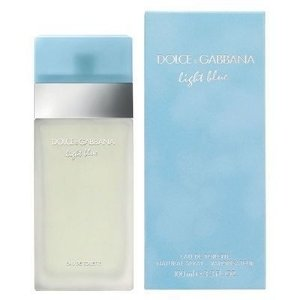 Perfume Light Blue EDT Feminino 50ml Dolce & Gabbana