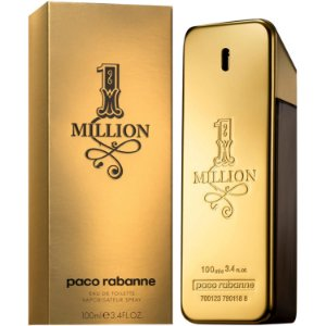 1 Million Eau de Toilette Masculino
