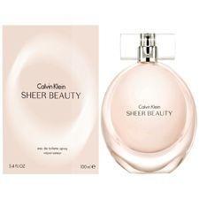 Perfume Calvin Klein Sheer Beauty Eau de Toilette