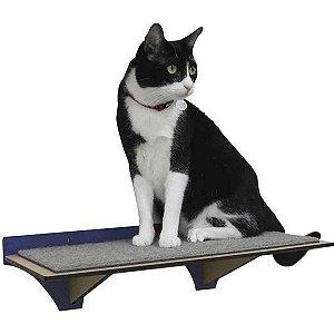 Prateleira para Gatos - Azul