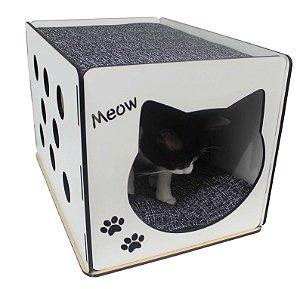 Toquinha para Gatos Meow