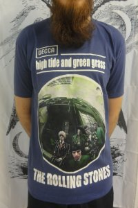 Camiseta The Rolling Stones - High Tide And Green Grass
