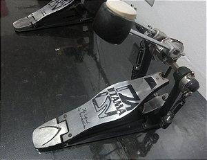 Pedal Duplo Tama Hp 300 Iron Cobra Jr + Cardan Novo Zerado
