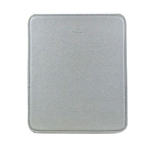 Mouse pad personalizável em couro paloma