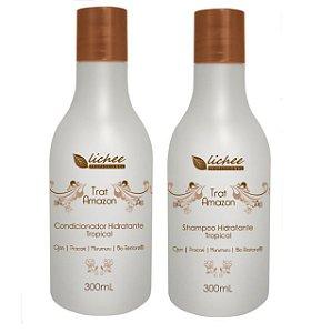 Kit hidratação Trat Amazon - Shampoo e Condicionador