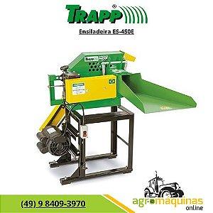 Ensiladeira Trapp ES-450E com Motor 3cv 127/220v Monofásico