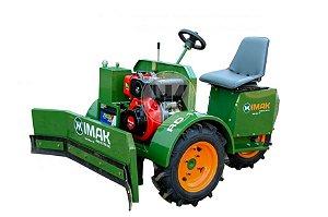 Micro Trator Removedor de Dejetos - RD 1500  (Triciclo Diesel - Partida Eletrica)