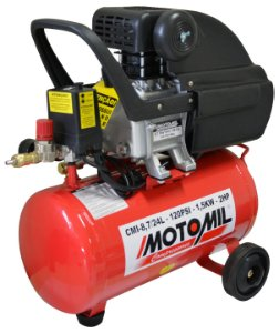 Motocompressor  CMI 8,7/24L Motomil