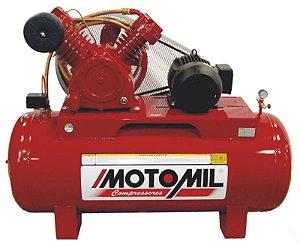 COMPRESSOR PROFISSIONAL – MAV-20/200 - TRIFASICO - MOTOMIL