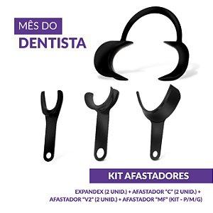 KIT - AFASTADORES (Mês do Dentista)