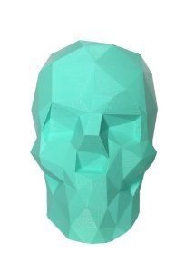 Caveira 3D