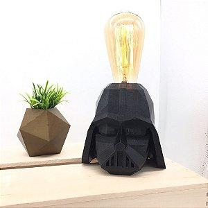 Darth Vader Luminária 3D