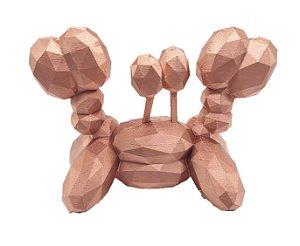 Caranguejo 3D