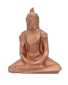 Buddha Miniatura 3D