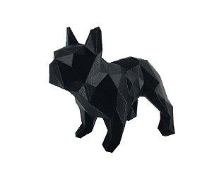 Bulldog Miniatura 3D
