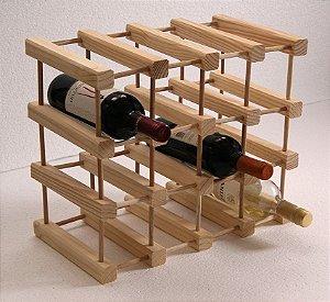 Adega de Vinho de Madeira 16 Garrafas