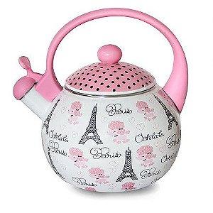 Chaleira Design Elegante - Modelo Paris