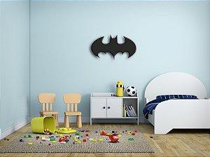 Adesivo de Parede 3D - Alto Relevo - Batman