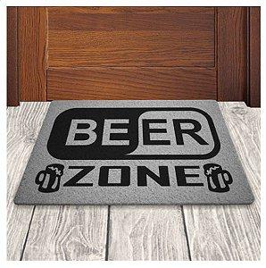 Tapete Capacho em Vinil - Beer Zone