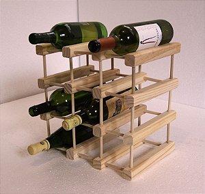 Adega de Vinho de Madeira 12 Garrafas