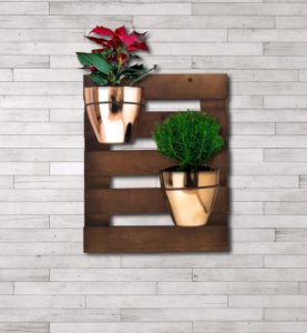 Pallet - Treliça para Plantas - Horta Vertical