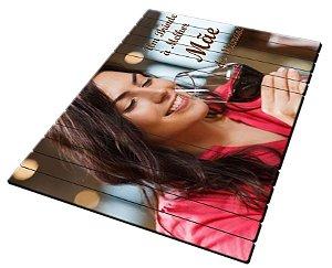 Esteira Porta Copos para Braço de Sofá - Personalizável com a sua Imagem