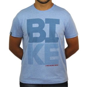 Camiseta|The Bike|Malha Recicle