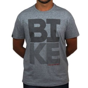 Camiseta|The Bike|Malha Infinity