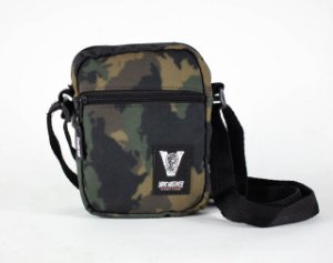 SHOULDER BAG CAMUFLADA MILITAR