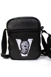 SHOULDER BAG BANDIT MASK BLACK 2.0