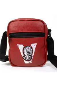 SHOULDER BAG BANDIT MASK RED 2.0