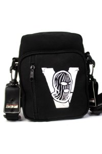 SHOULDER BAG BANDIT MASK BLACK 3.0