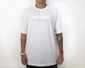 Camiseta White Red Line Vandalism81
