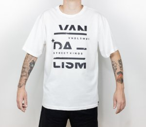 TSHIRT  BETWEEN LINES OFF  WHITE