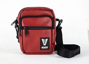 SHOULDER BAG CLASSIC RED