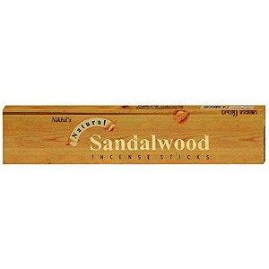 Incenso Nikhil's Sandalwood
